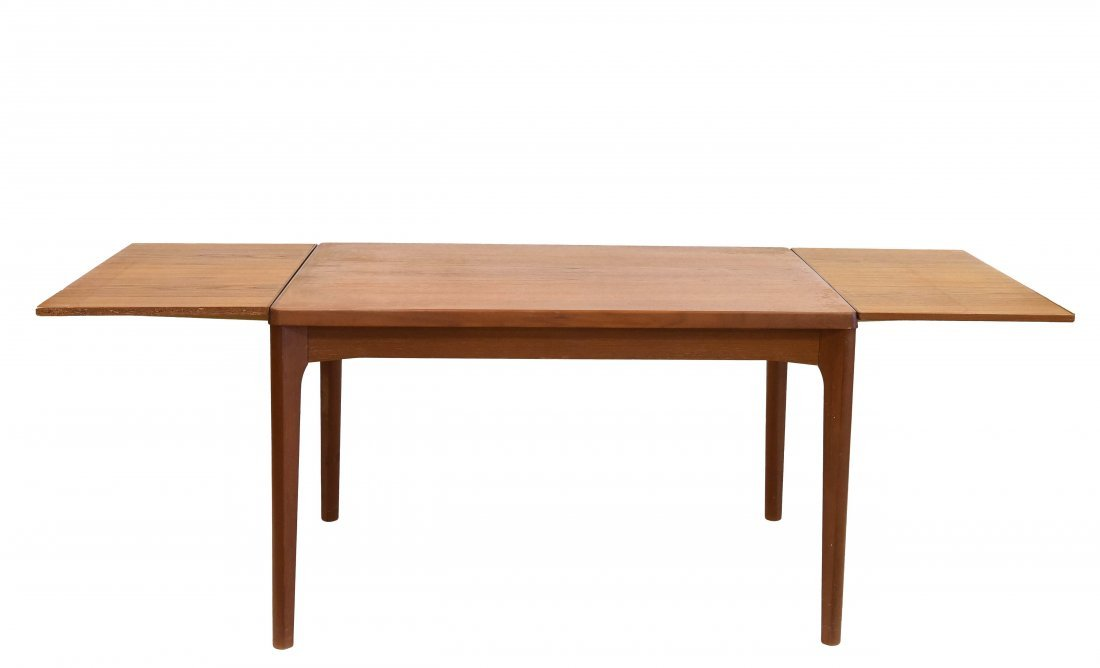 DANISH EXPANDING DINING TABLE - 2