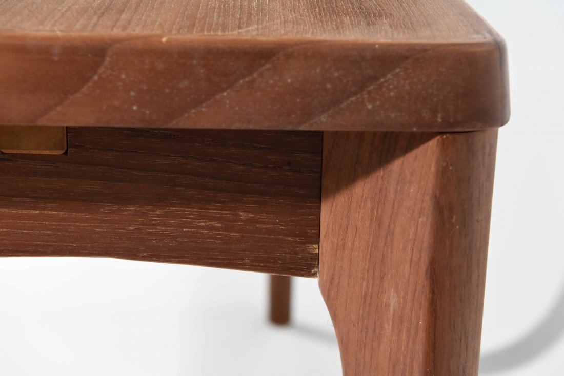 DANISH EXPANDING DINING TABLE - 7