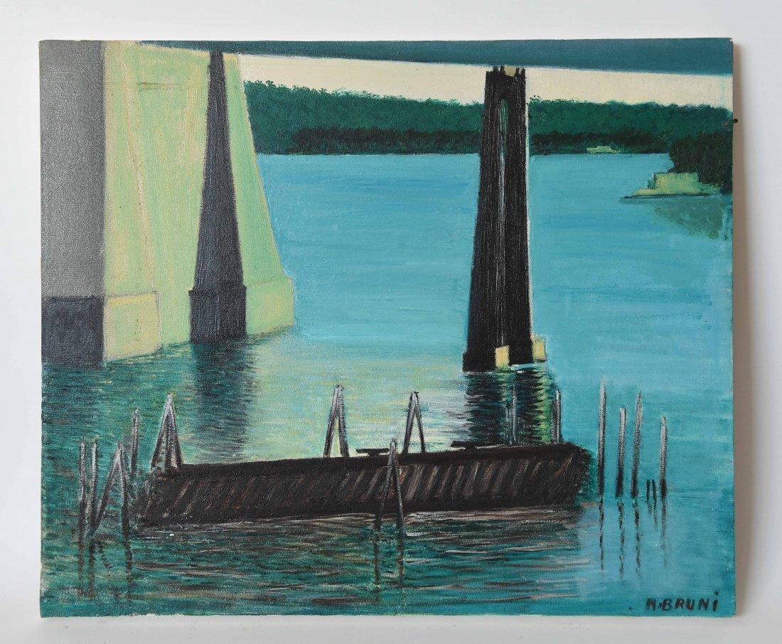 N. BRUNI (20TH CENTURY ARTIST)