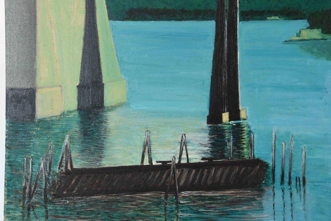 N. BRUNI (20TH CENTURY ARTIST) - 2