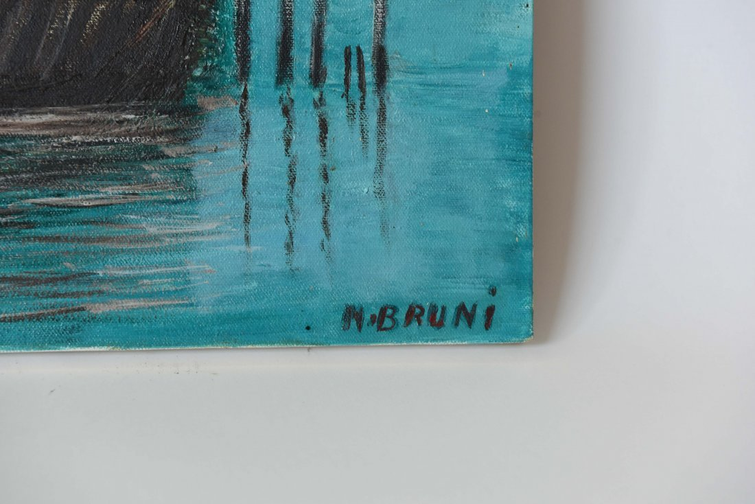 N. BRUNI (20TH CENTURY ARTIST) - 5