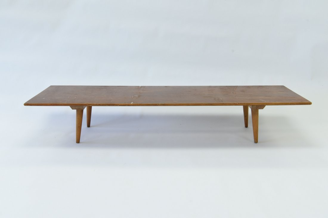 PAUL MCCOBB PLANNER GROUP LOW COFFEE TABLE