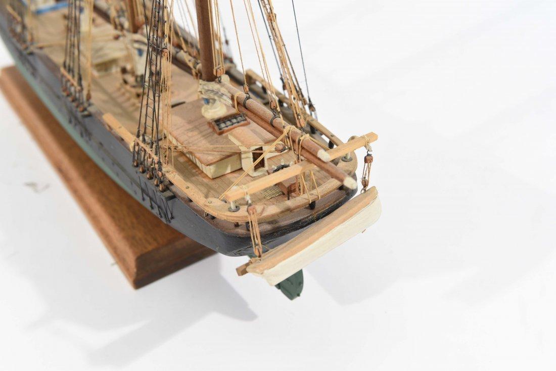 JOHN WALLACE MODEL SHIP - 7