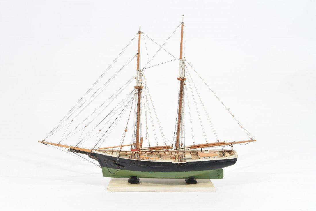 JOHN WALLACE MODEL SHIP