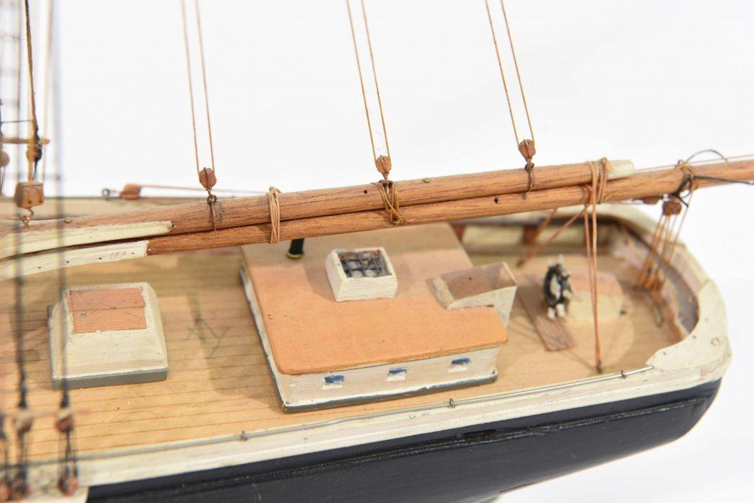 JOHN WALLACE MODEL SHIP - 8