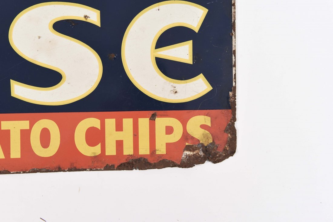 WISE POTATO CHIP ADVERTISING SIGN - 2