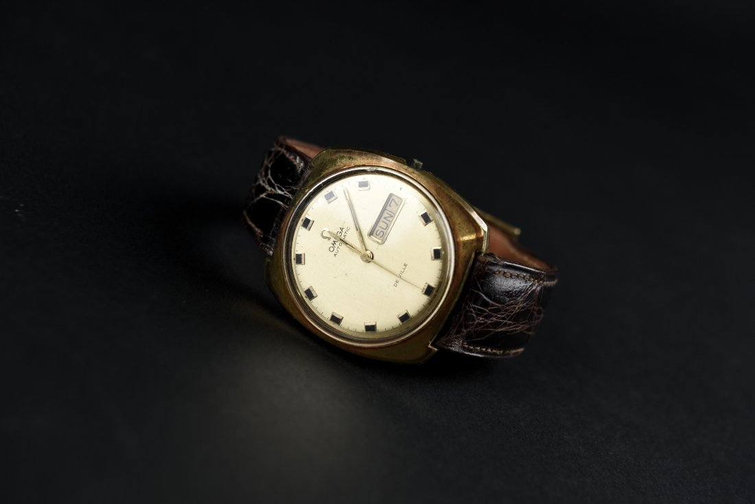 OMEGA AUTOMATIC DEVILLE WATCH