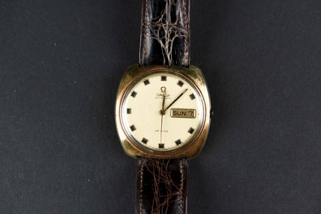 OMEGA AUTOMATIC DEVILLE WATCH - 2