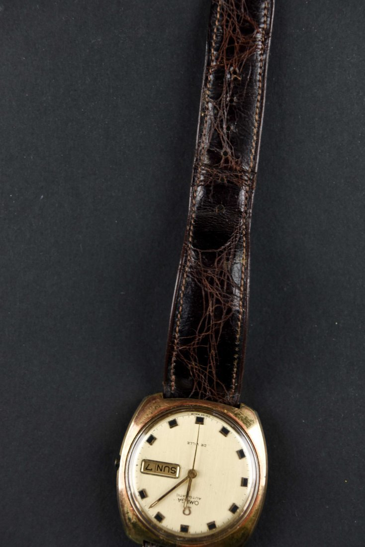 OMEGA AUTOMATIC DEVILLE WATCH - 5