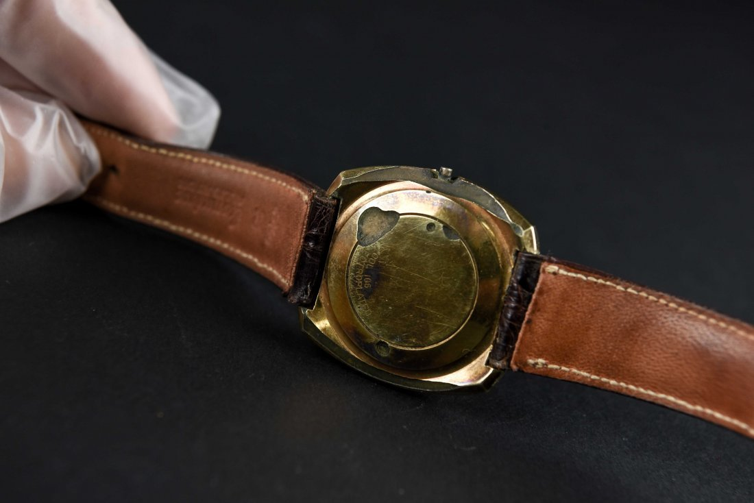 OMEGA AUTOMATIC DEVILLE WATCH - 8