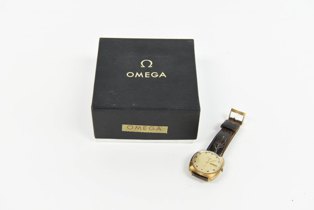 OMEGA AUTOMATIC DEVILLE WATCH - 9