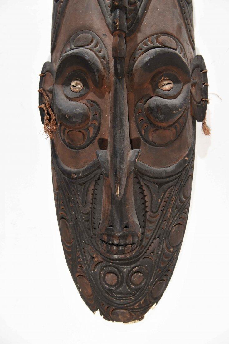 NEW GUINEA IMBRANDO SPIRIT MASK - 2