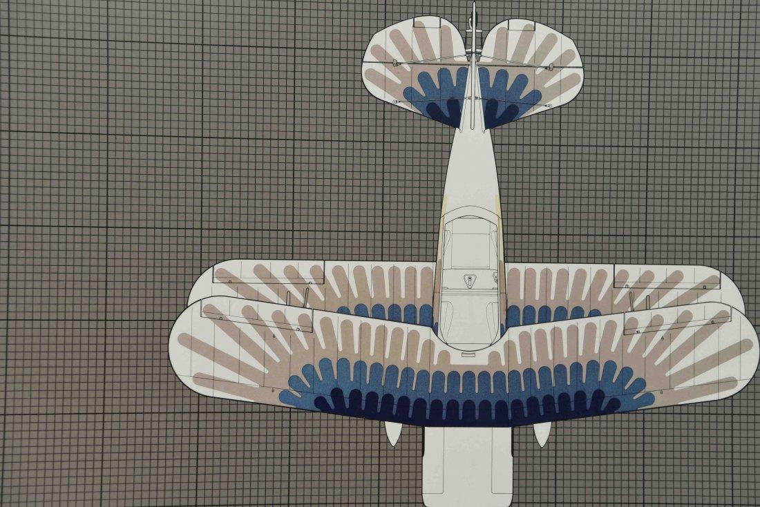 CHRISTEN EAGLE 2 AIRCRAFT DIAGRAM - 6