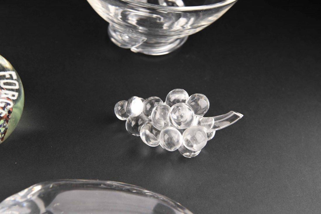 STUBEN GLASS GROUPING ETC. - 5