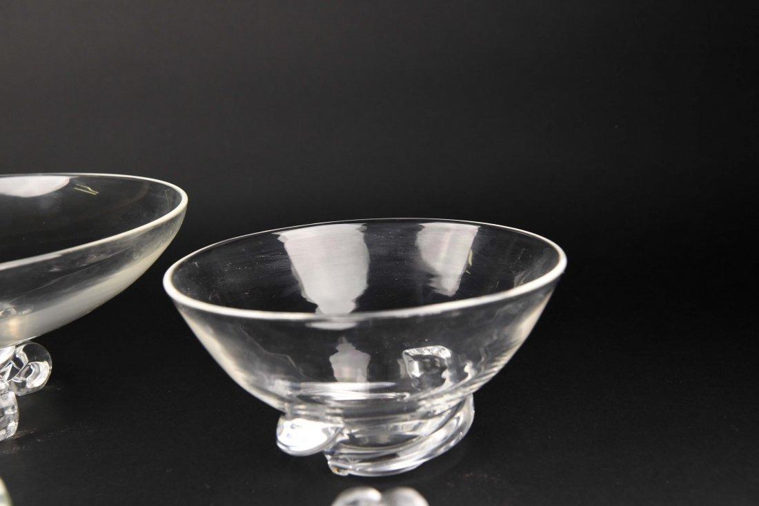STUBEN GLASS GROUPING ETC. - 6