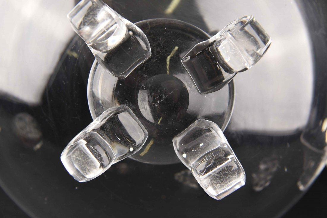 STUBEN GLASS GROUPING ETC. - 8
