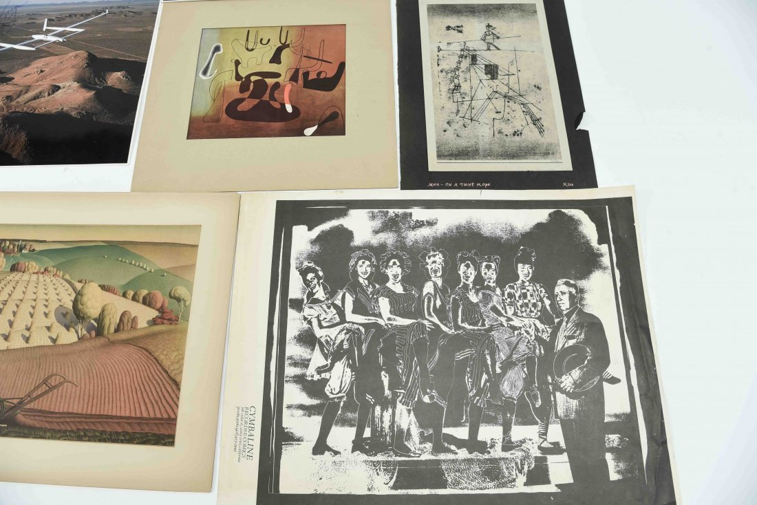 GROUPING OF MISC PRINTS - 2