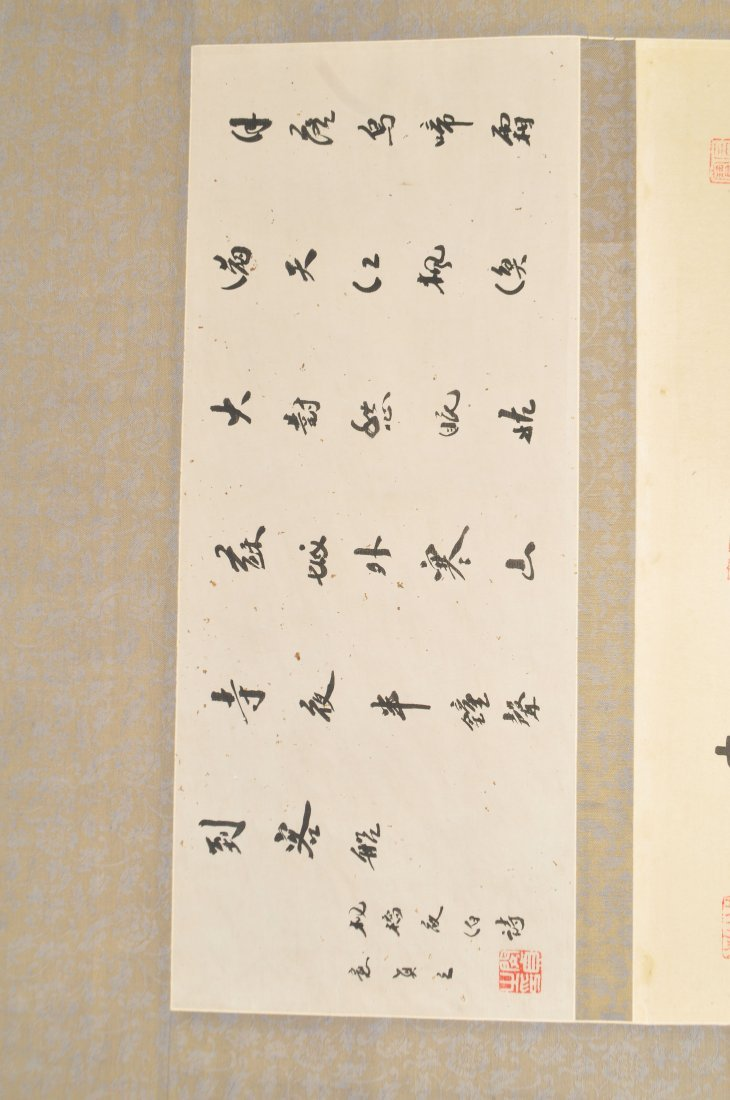 20TH CENTURY CHINESE SCROLL PAINTING - 3