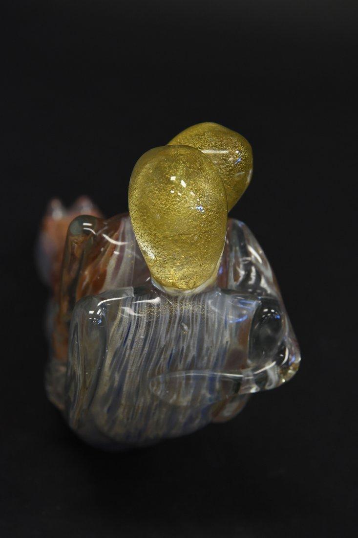 MURANO GLASS COUPLE - 3