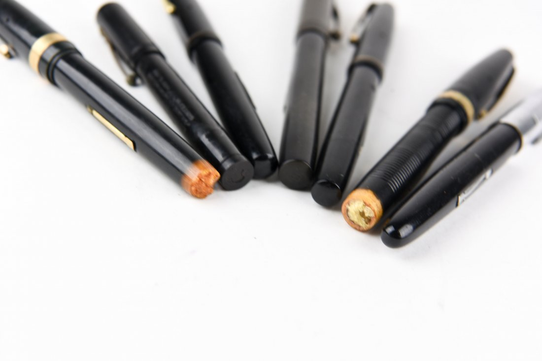 (7) WATERMANS FOUNTAIN PENS - 3