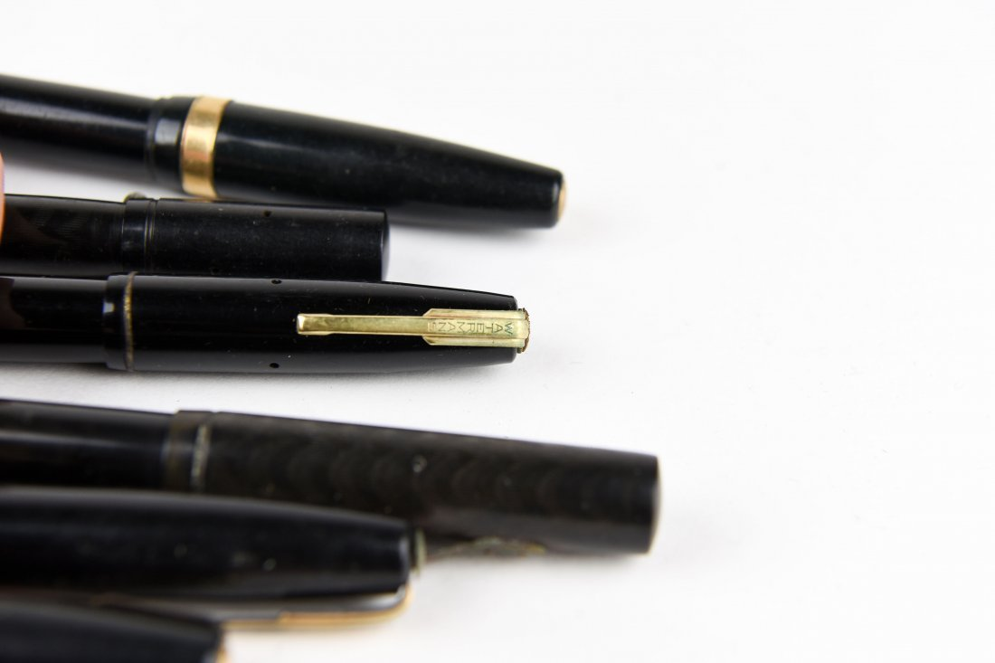 (7) WATERMANS FOUNTAIN PENS - 5