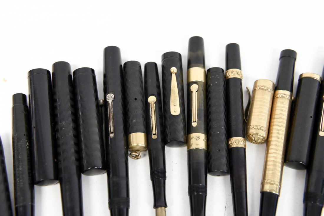 (10) WATERMANS FOUNTAIN PENS - 6
