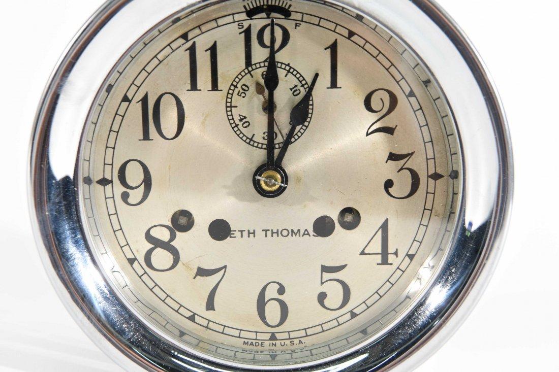 SETH THOMAS SHIPS CLOCK - 2
