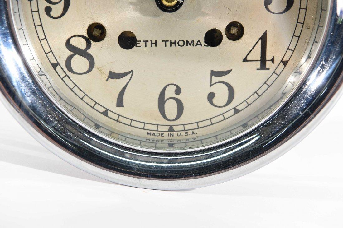 SETH THOMAS SHIPS CLOCK - 3