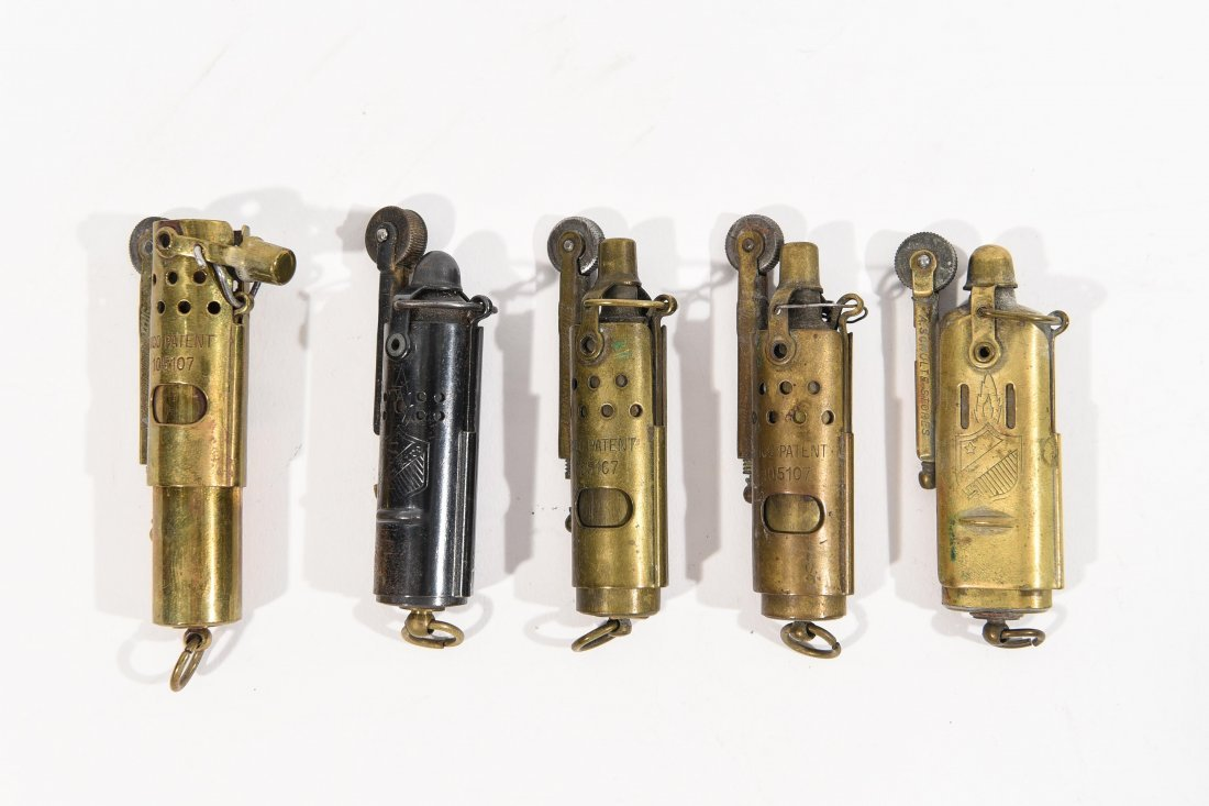 (5) IMCO AND BOWERS LIGHTERS