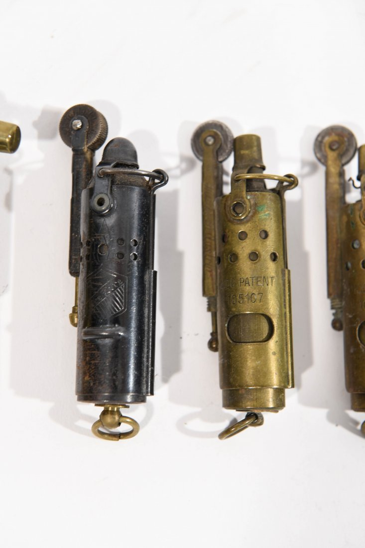 (5) IMCO AND BOWERS LIGHTERS - 3