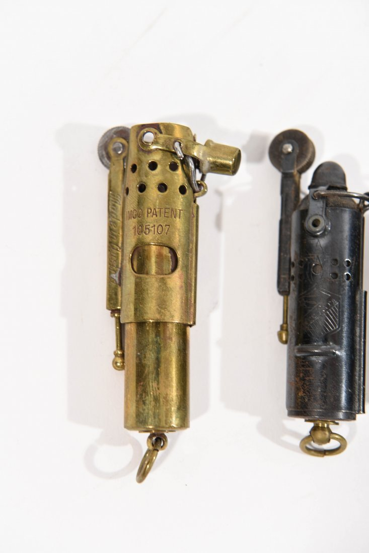 (5) IMCO AND BOWERS LIGHTERS - 4