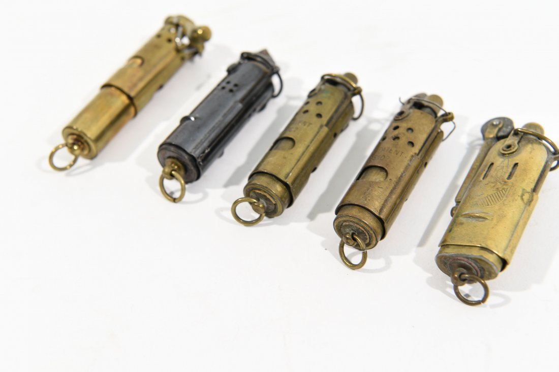 (5) IMCO AND BOWERS LIGHTERS - 5
