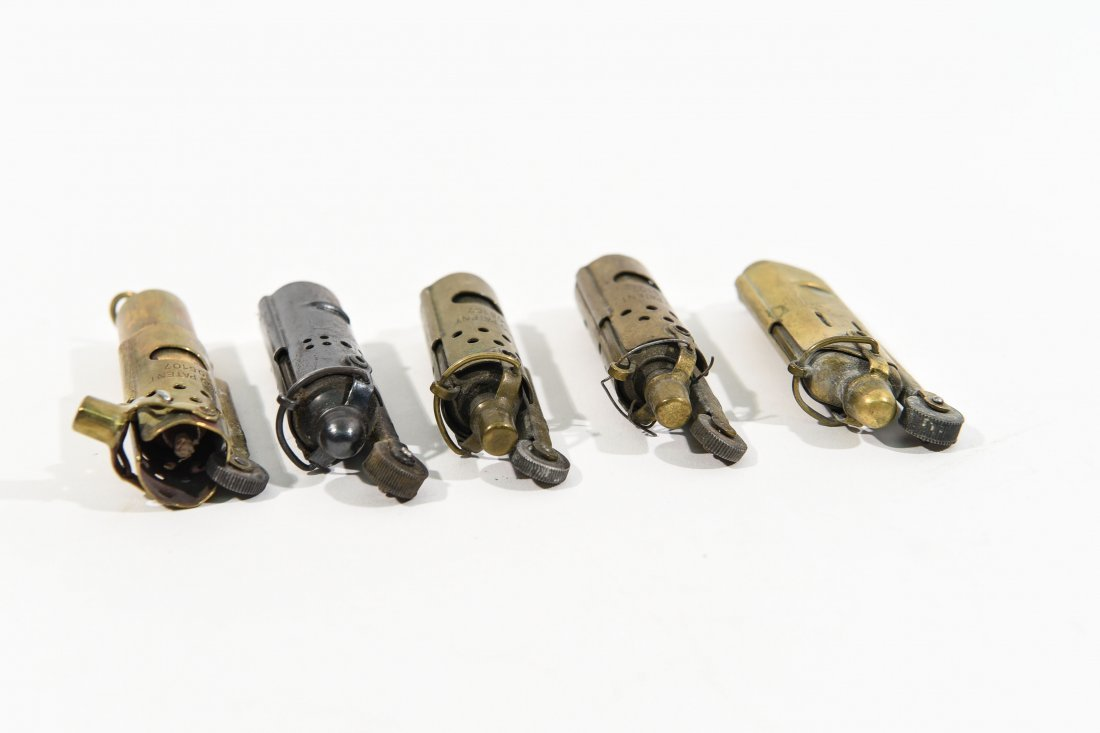 (5) IMCO AND BOWERS LIGHTERS - 6
