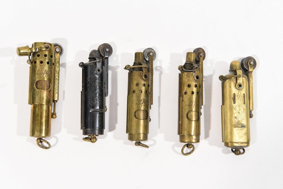 (5) IMCO AND BOWERS LIGHTERS - 7