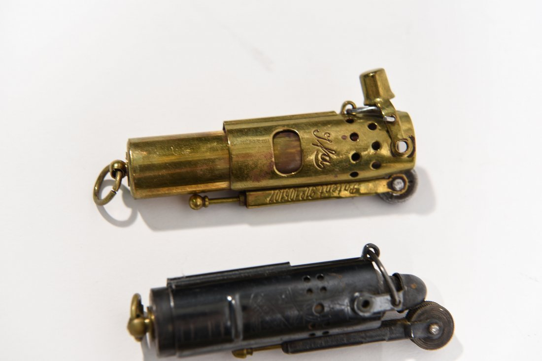(5) IMCO AND BOWERS LIGHTERS - 8