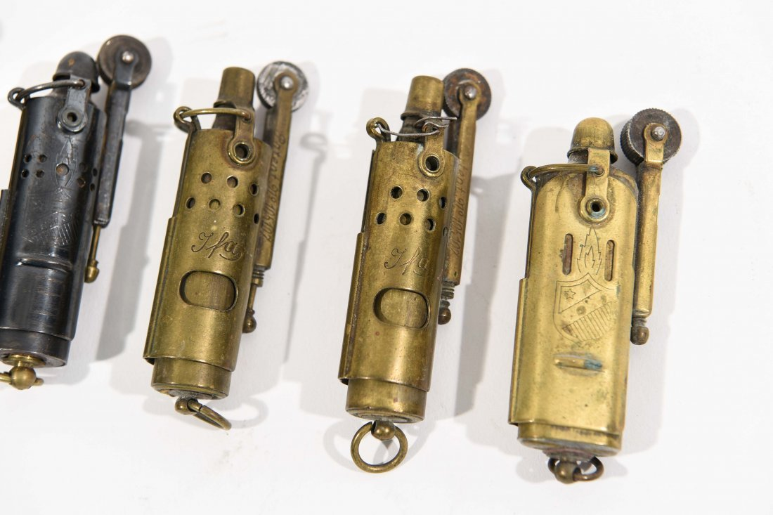 (5) IMCO AND BOWERS LIGHTERS - 9