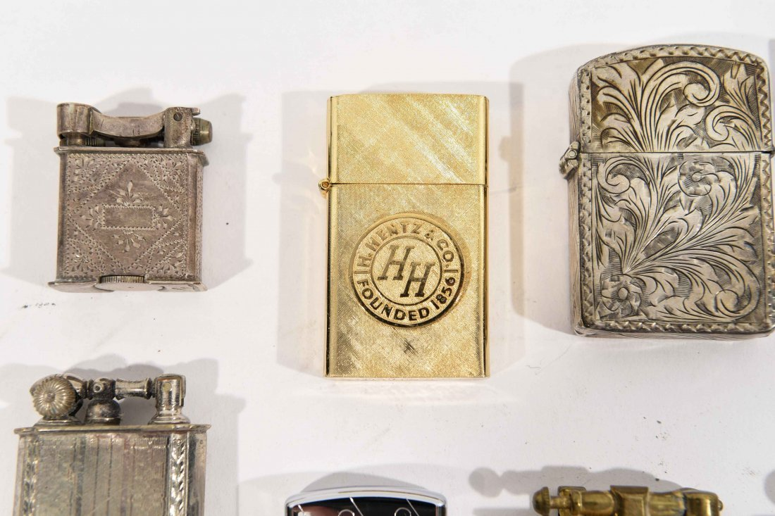 (16) GROUPING OF VINTAGE LIGHTERS - 5