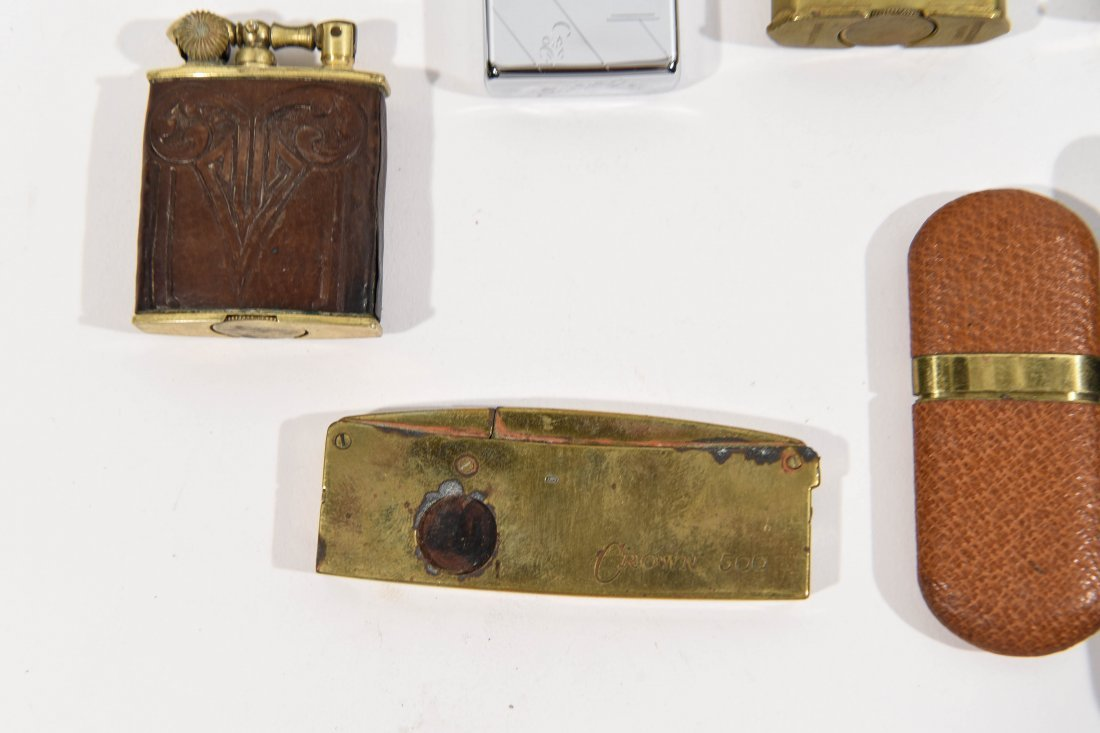 (16) GROUPING OF VINTAGE LIGHTERS - 7