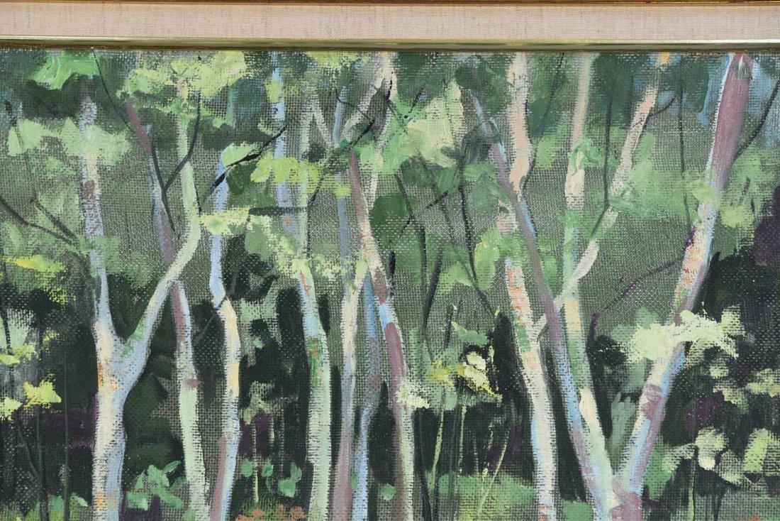 M STEWART 20TH CENTURY ARTIST - 5