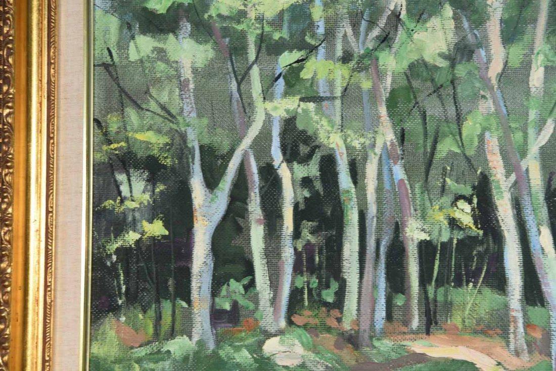 M STEWART 20TH CENTURY ARTIST - 6