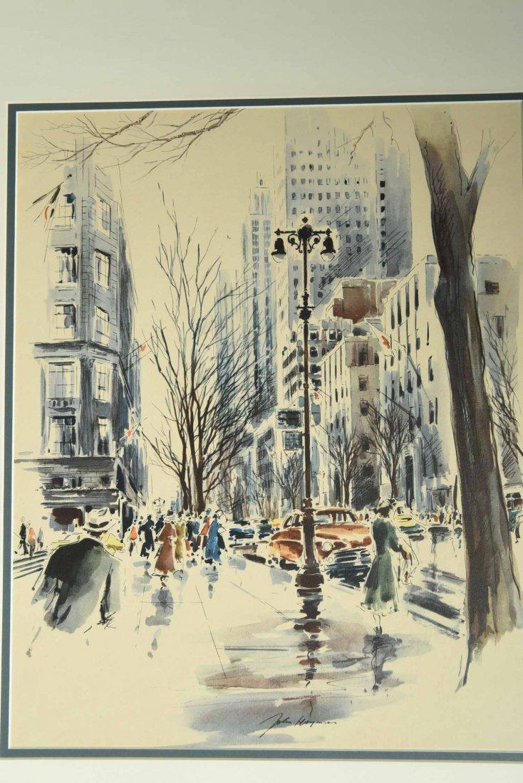 JOHN HAYMSON (AMERICAN 1903-1980) - 2