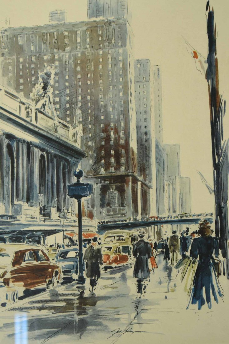 JOHN HAYMSON (AMERICAN 1903-1980) - 4