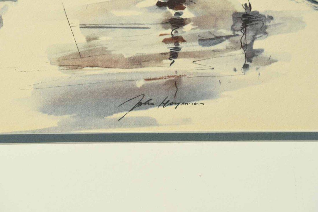 JOHN HAYMSON (AMERICAN 1903-1980) - 5