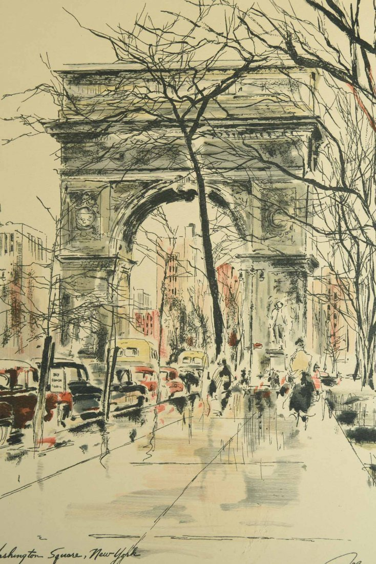 JOHN HAYMSON (AMERICAN 1903-1980) - 8