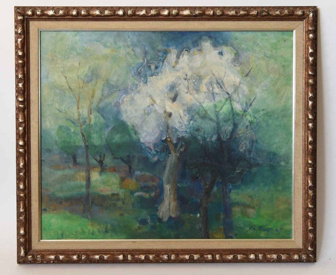 LARLUE ROSE (20TH CENTURY ARTIST)