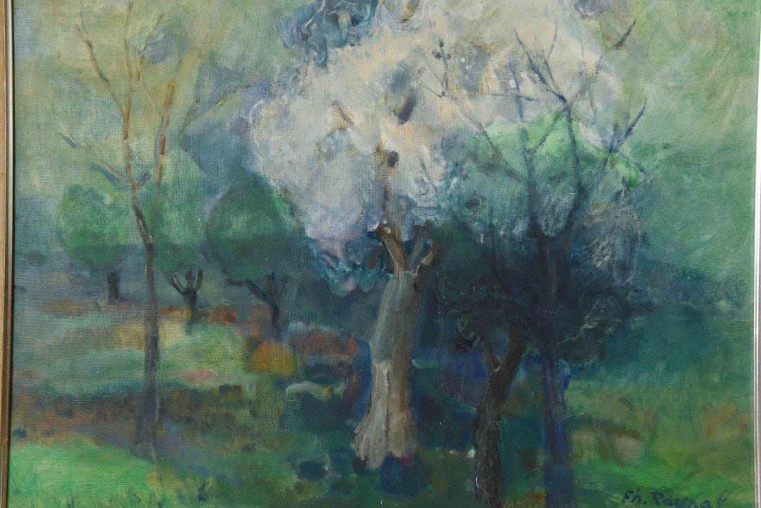 LARLUE ROSE (20TH CENTURY ARTIST) - 2