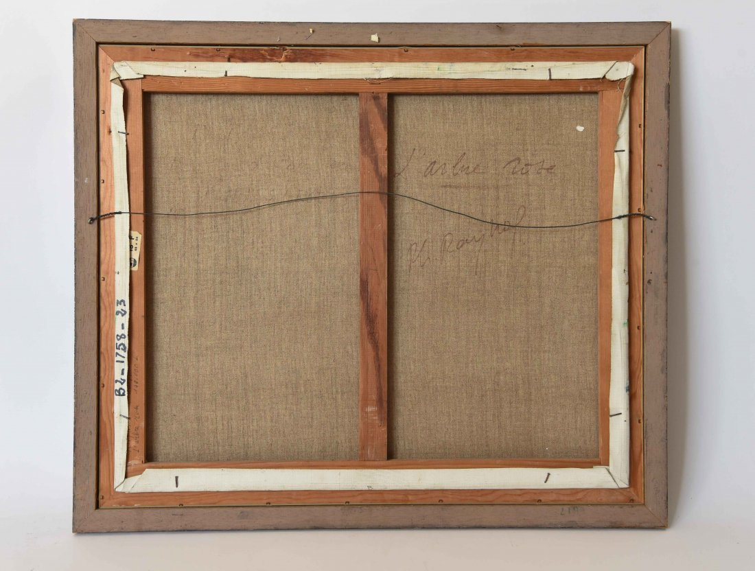 LARLUE ROSE (20TH CENTURY ARTIST) - 8