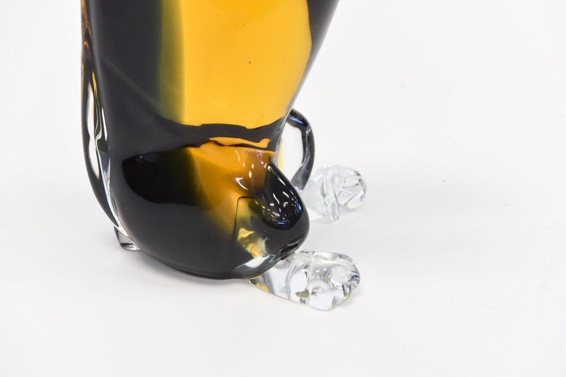 MURANO GLASS BEAR - 3