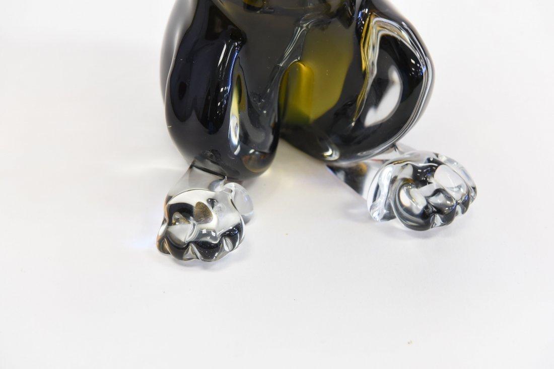 MURANO GLASS BEAR - 5