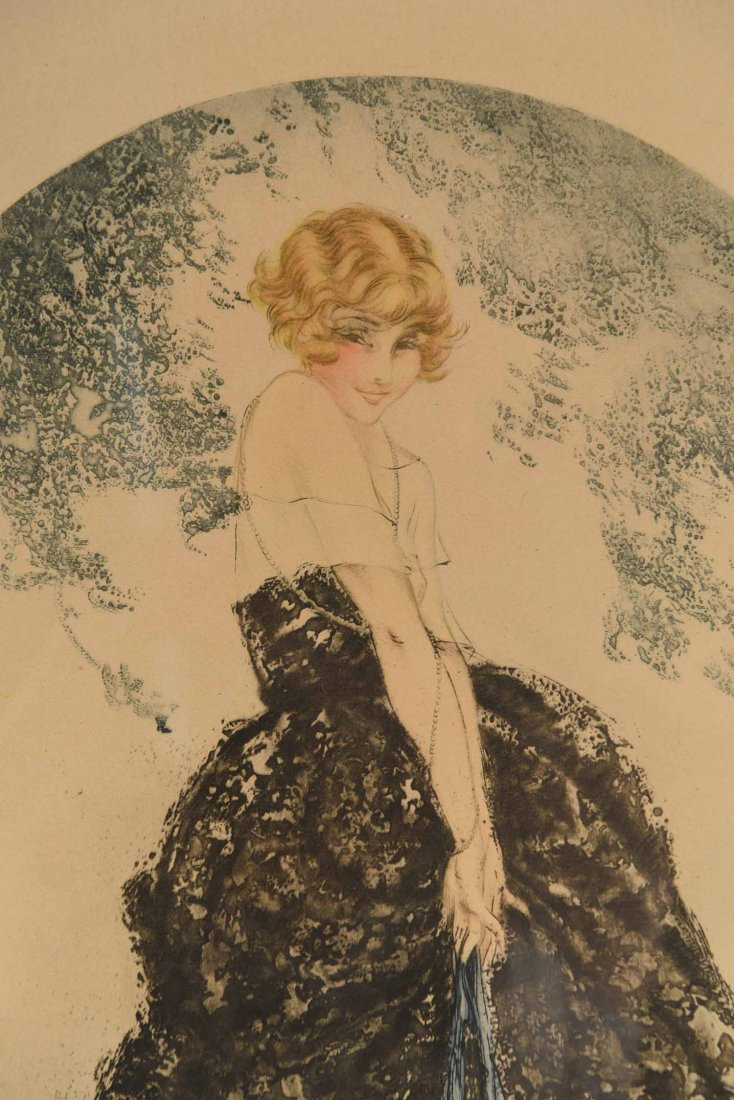 LOUIS ICART (FRENCH 1880- 1950) - 2